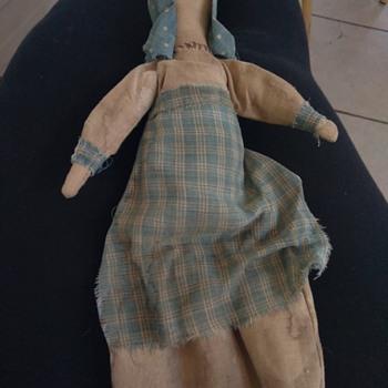 Cloth doll - Dolls
