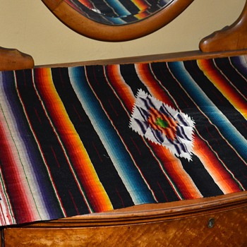 Another Mid-century Saltillo / Serape