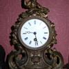 My French clock