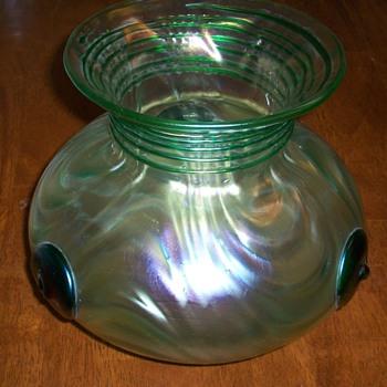 Loetz Ausfuehrung 59 (1908). - Art Glass