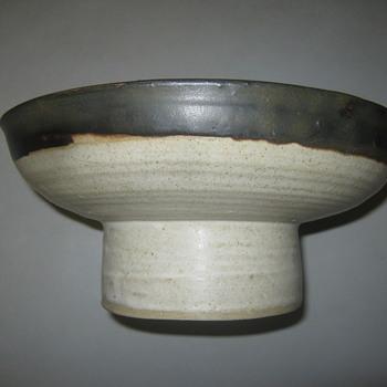 Stoneware bowl - Pottery