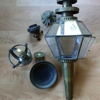 Help Identify Some Junk - Lamps