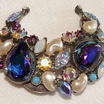 I LOVE Vintage Florenza Jewelry - Costume Jewelry