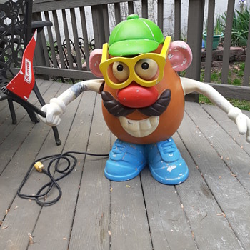 Large Store display Mr. Potato Head - Advertising