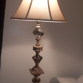 Vintage Italian Lamp - Lamps