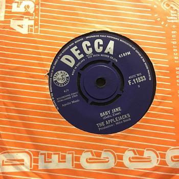 Old Decca record  - Records