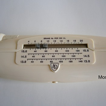 Museum Quality, Spencer HB-Meter.  - Office