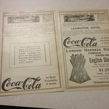 Coca Cola Paper - Coca-Cola