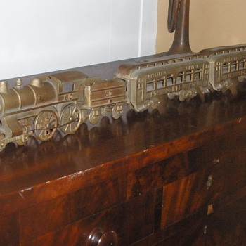 My Cast Iron Train NEED INFO - Model Trains