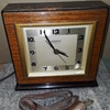 "old HAMMOND ""CAVALIER"" electric clock (SPIN TO START #4 now...?)"