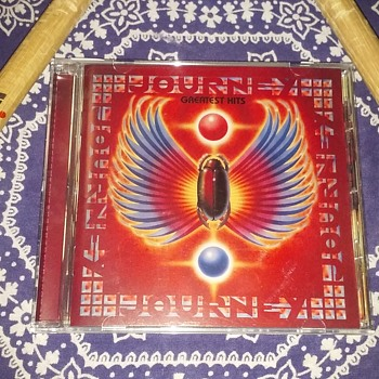 Journey....On Compact Disc Format - Records
