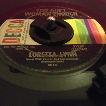 45 RPM SINGLE....#201 - Records