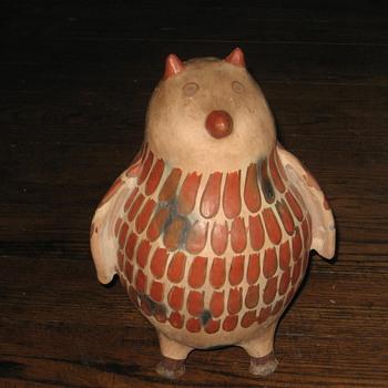 Owl Bank - Animals