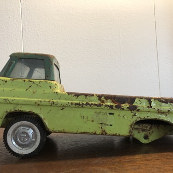 Nylint Truck Vintage Ford Econoline Truck Vintage Toy Truck 1960's Toy Truck - Model Cars