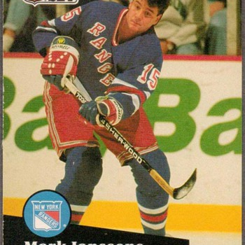1991 - Hockey Cards (New York Rangers) - Hockey