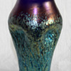 "Loetz Phanomen Genre 377 Vase ""tall two tone"""