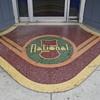 National Shoes Sidewalk Mosaic
