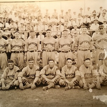 1928 San Angelo Red Snappers Baseball Team Photo - Baseball