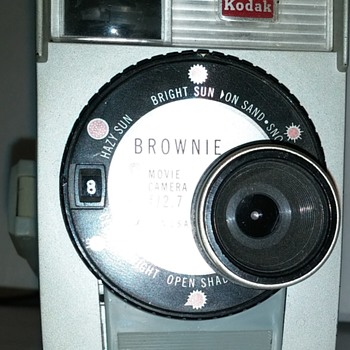 Brownie Cameras - Cameras