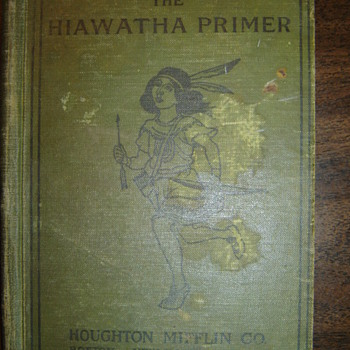 The Hiawatha Primer - Books