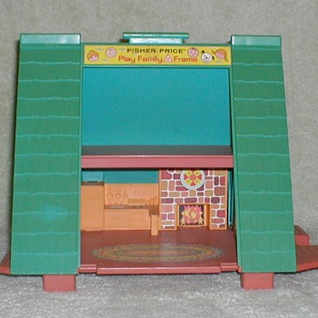 Fisher-Price Little People Playhouse - Toys