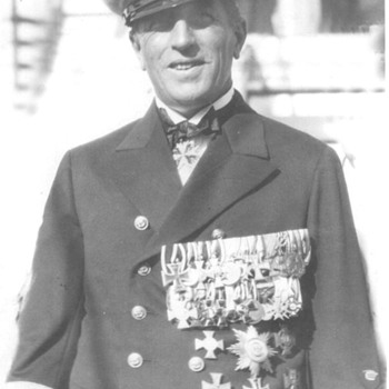 Luckner, The Sea Devil - Military and Wartime