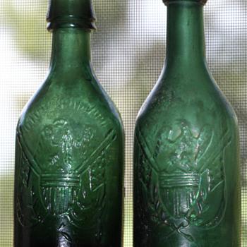 **** Savannah Egales **** - Bottles
