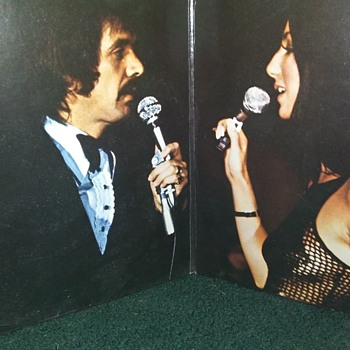 Sonny&Cher...On 33 1/3 RPM Vinyl - Records