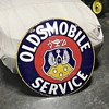 Oldsmobile service sign 4 ft