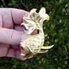 Trifari Goldfish