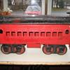 Antique Pullman Riding Train Car