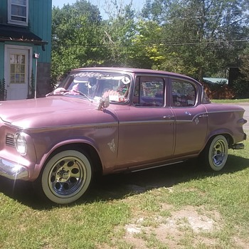59 studebaker Lark VI Regal - Classic Cars