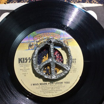 Record spins, where it stops is the end - Music Memorabilia