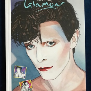 David Bowie Glamour fanzine - issues 3 & 5 - Music Memorabilia
