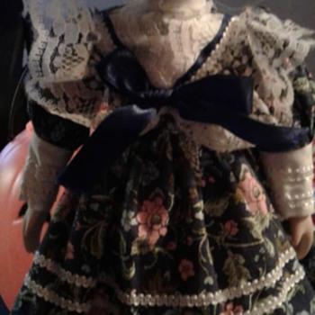 Ivy Porcelain Doll - Dolls