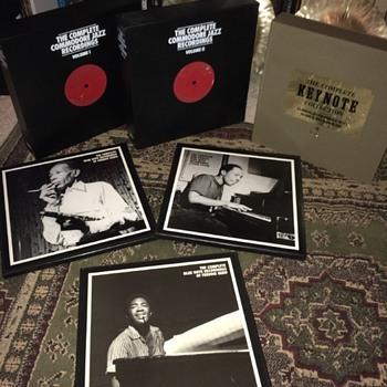 Various out-of-print Jazz Vinyl Box Sets - Records