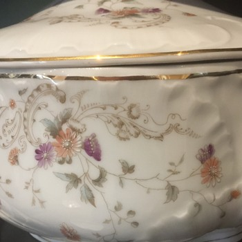 Antique Soup Tureen set - China and Dinnerware