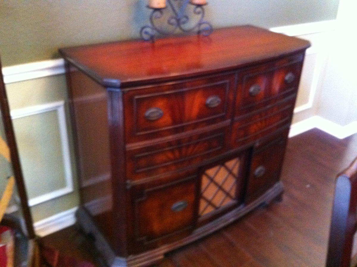 Westinghouse Entertainment Center With Radio And Phonograph | Collectors  Weekly