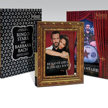 Ringo Starr Auction catalog-2015 - Music Memorabilia