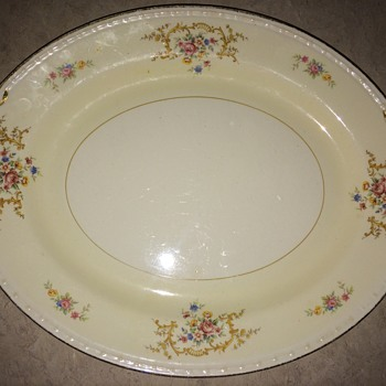 Grandmothers platter