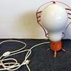 Mid Century Modern Light Bulb Lamp