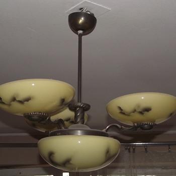 Vintage Lamp - Lamps