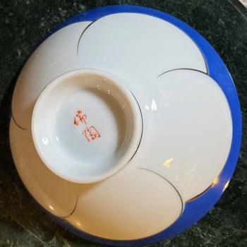 Two Pair of Similar Japanese Teabowls - Asian