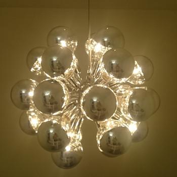 Beautiful lamp - EXPENSIVE bulbs - Lamps