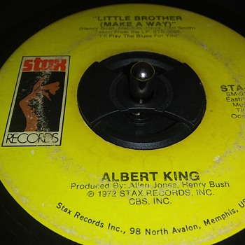45 RPM SINGLE....#150 - Records