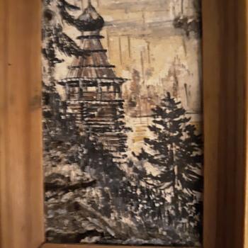 Birch art work - Fine Art