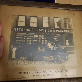 Pittsburgh, Pa provision & packing co, photograph  - Photographs