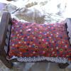 Vintage Doll Bed - Handmade we believe.