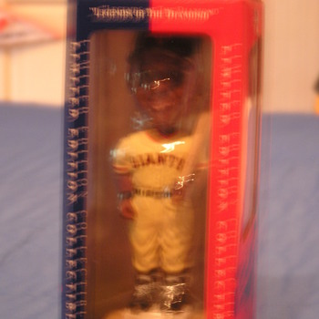 Barry Bonds Bobblehead - Baseball