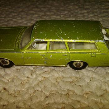 Matchbox Mercury stationwagon - Model Cars